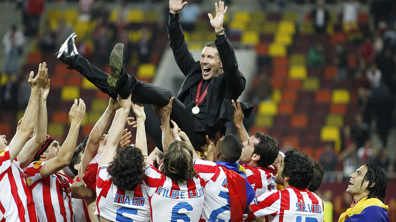 With new cup name and logo its time to go to work foxsports com - Atletico Were Known As A Team Who Played Some Good Football Produced Some Quality Players From Time To Time But They Were Never Known As Serial Winners