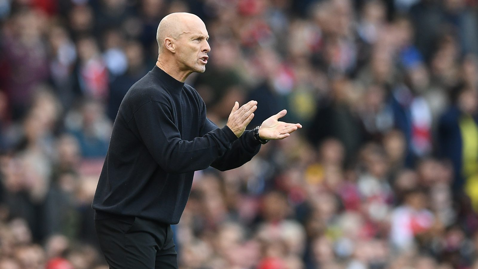 Bob Bradley fired by Swansea City after just 85 days in charge