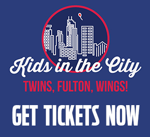 Kids in the City Web Button