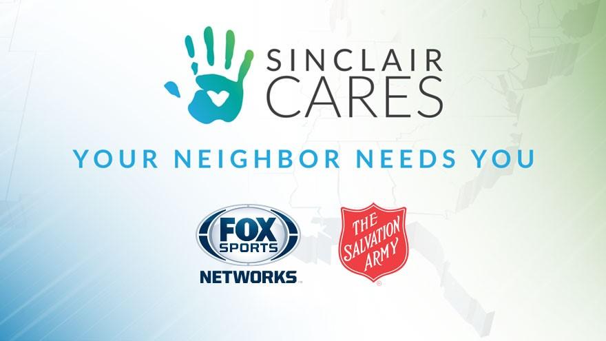 Sinclair Cares Graphic