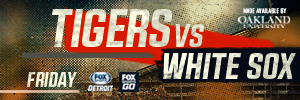 thumbnail_Matchup web banner 2017 Tigers vs White Sox FRIDAY 0526