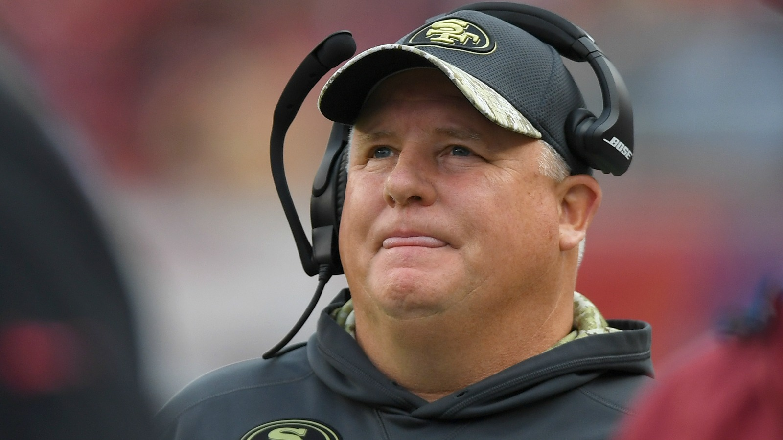 12-13-2016 Chip Kelly San Francisco 49ers