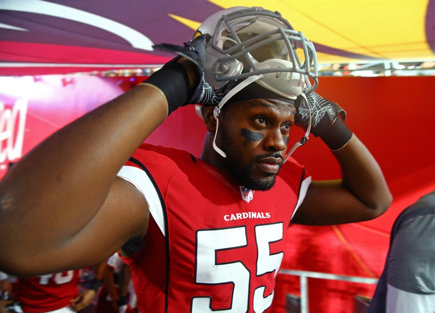 Arizona Cardinals Place The Franchise Tag On Chandler Jones