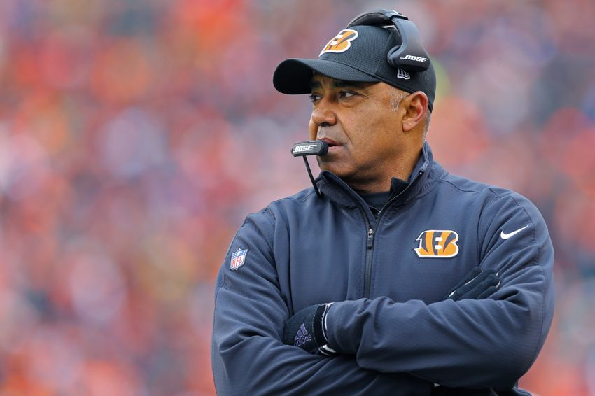 Marvin Lewis: 'I'll be back' with Cincinnati Bengals