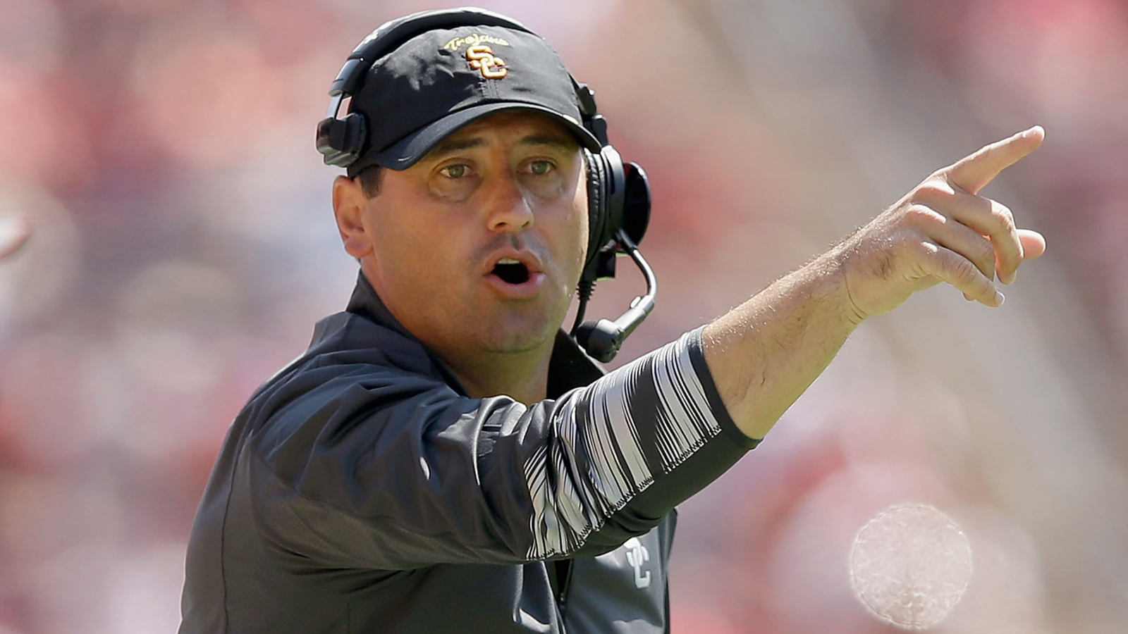 Steve Sarkisian will serve as OC in the National Championship