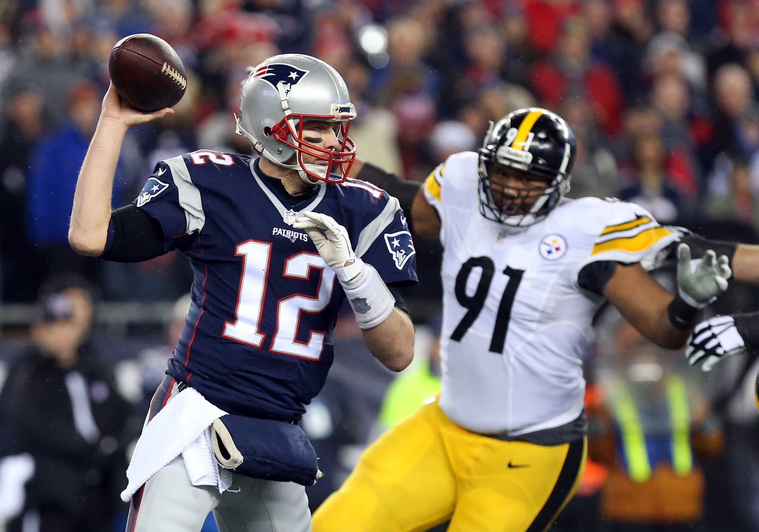 Ben Roethlisberger says he will evaluate his future this offseason