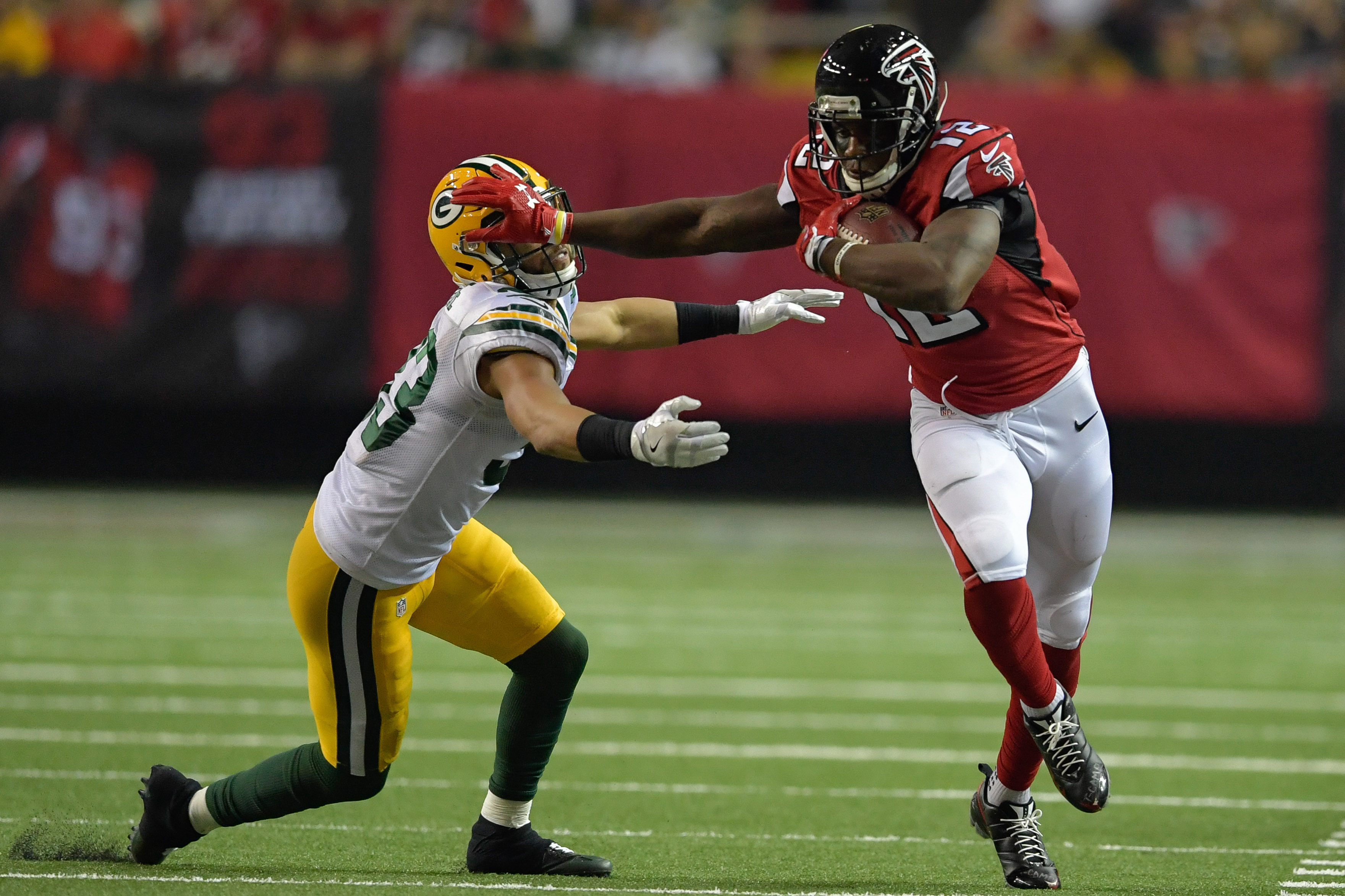 Atlanta Falcons to host Green Bay Packers in NFC Championship Game