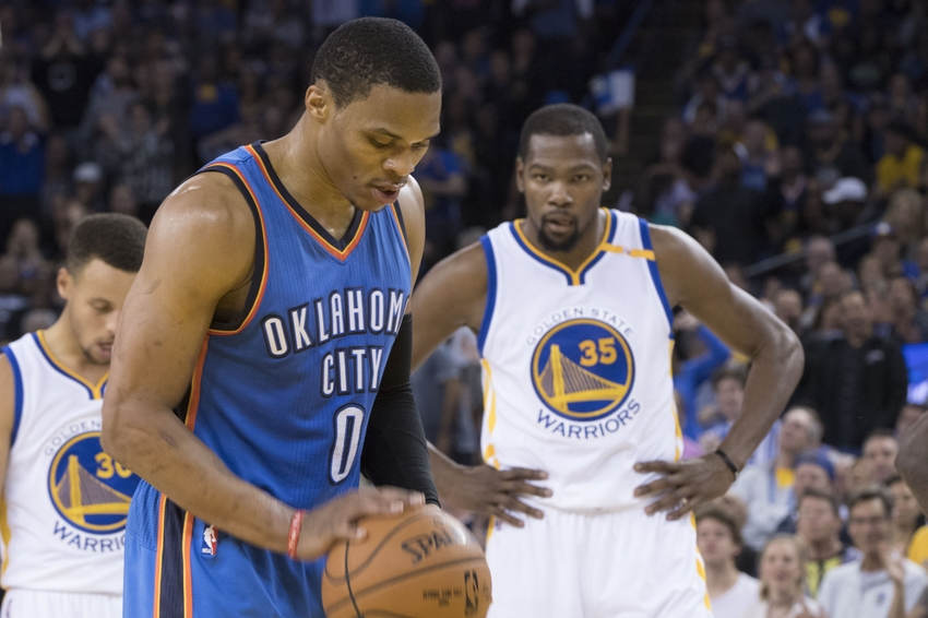 9652026-kevin-durant-russell-westbrook-nba-oklahoma-city-thunder-golden-state-warriors-1