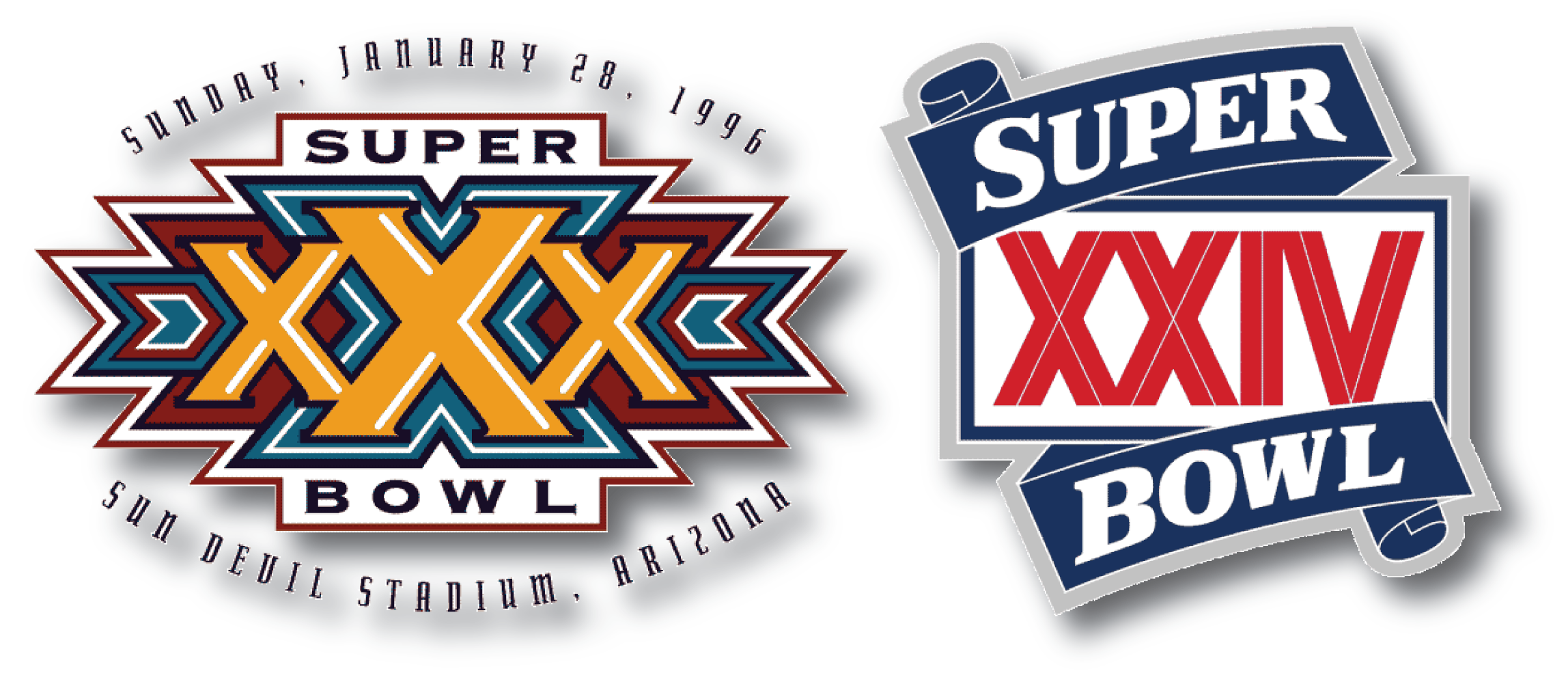 feature super bowl logos