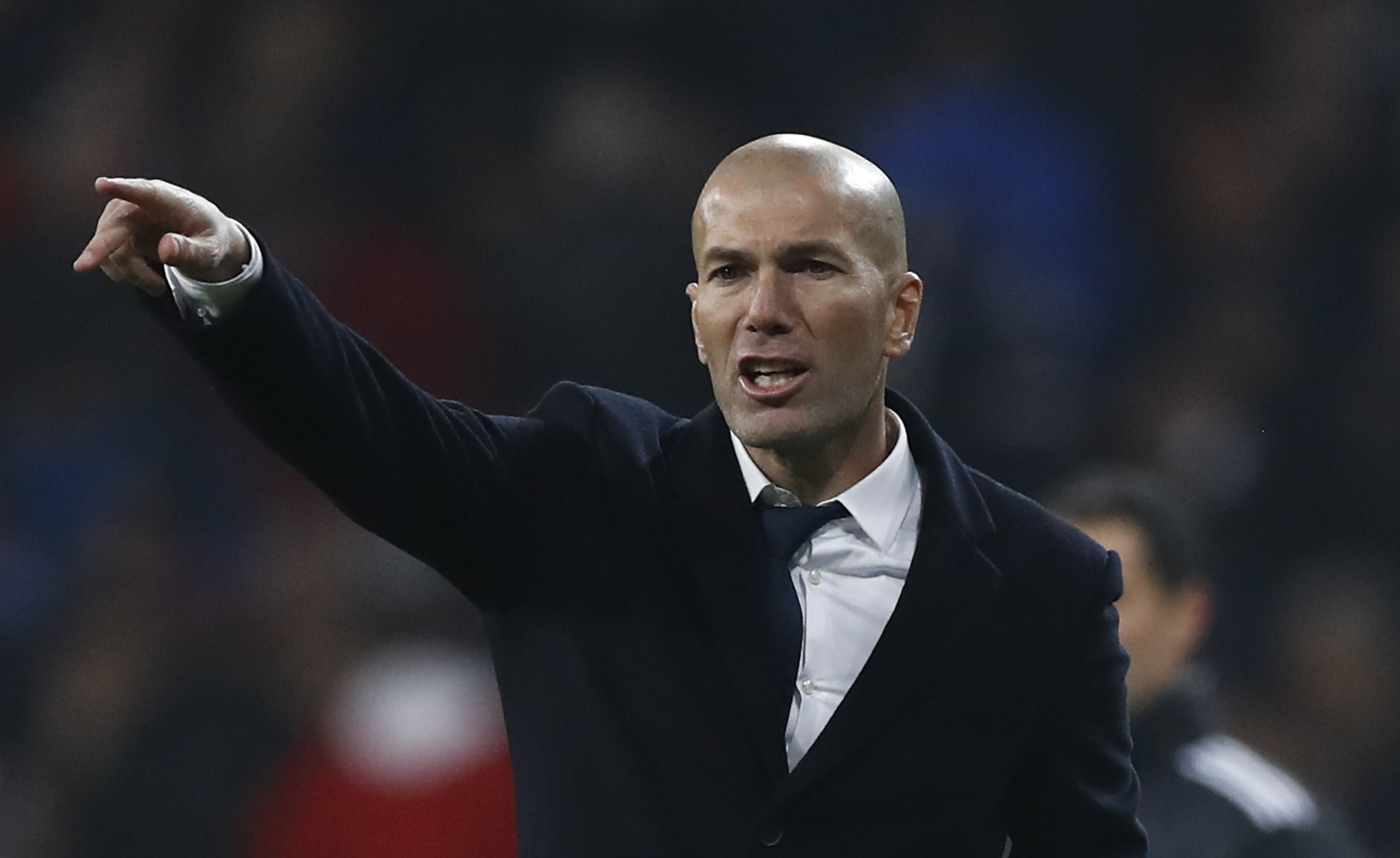 Zidane: I would like Pepe to continue at Real Madrid