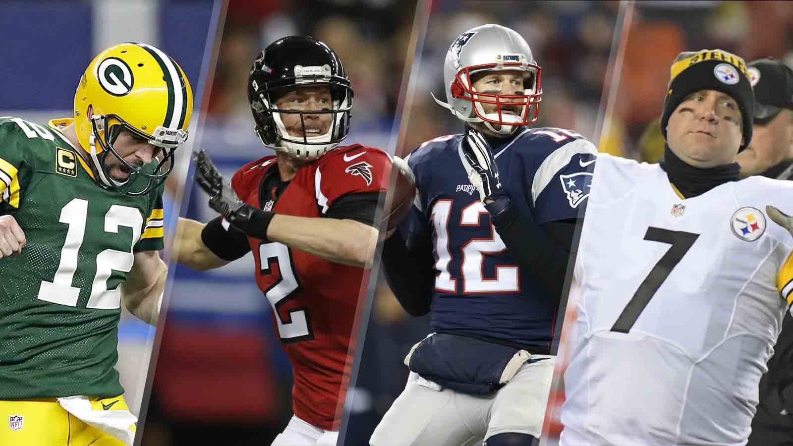 PI-NFL-FSW-Aaron-Rodgers-Matt-Ryan-Ben-Roethlisberger-Tom-Brady-170116