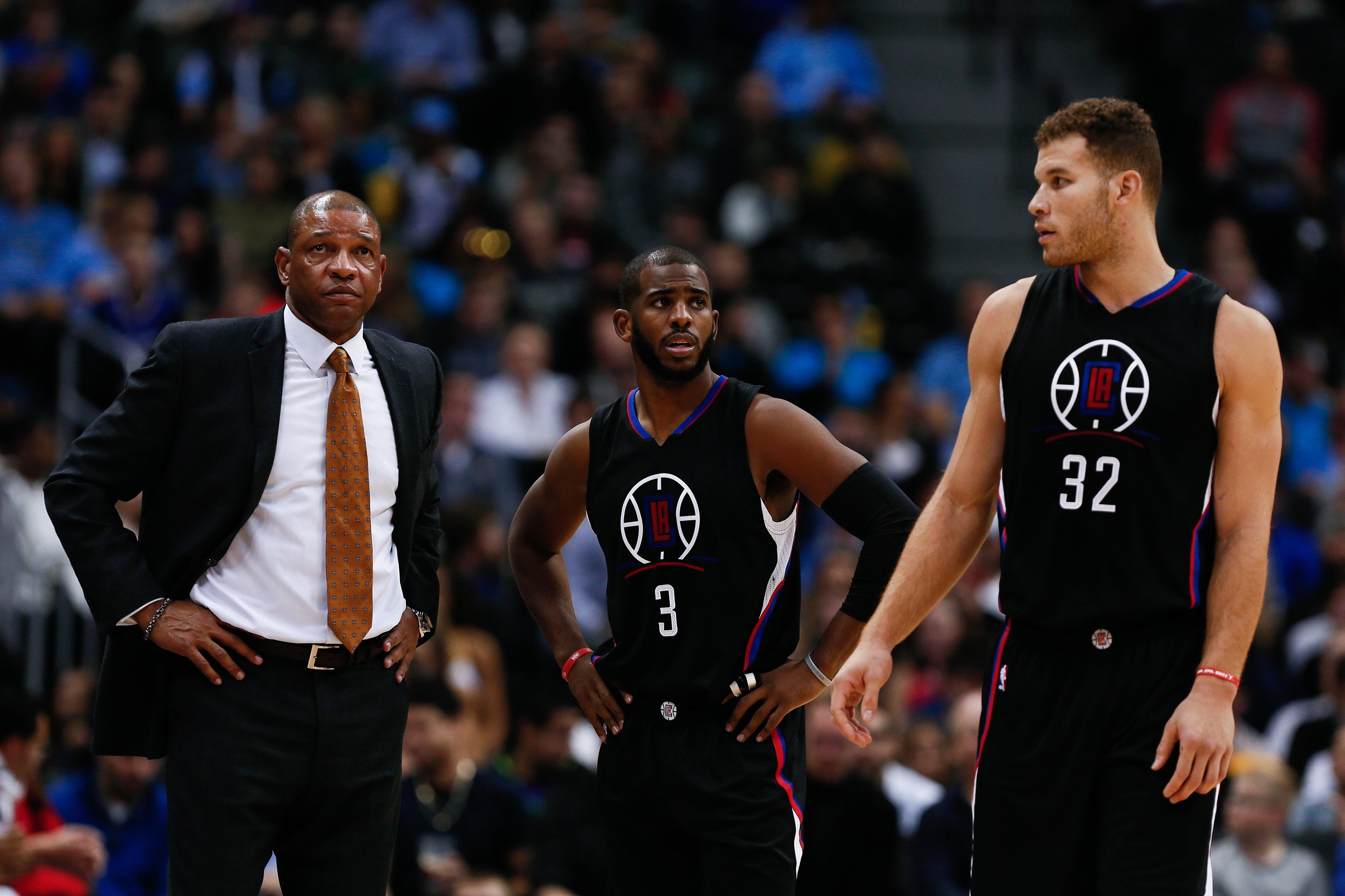 Undefeated Clippers to Test Streak Against the OKC Thunder