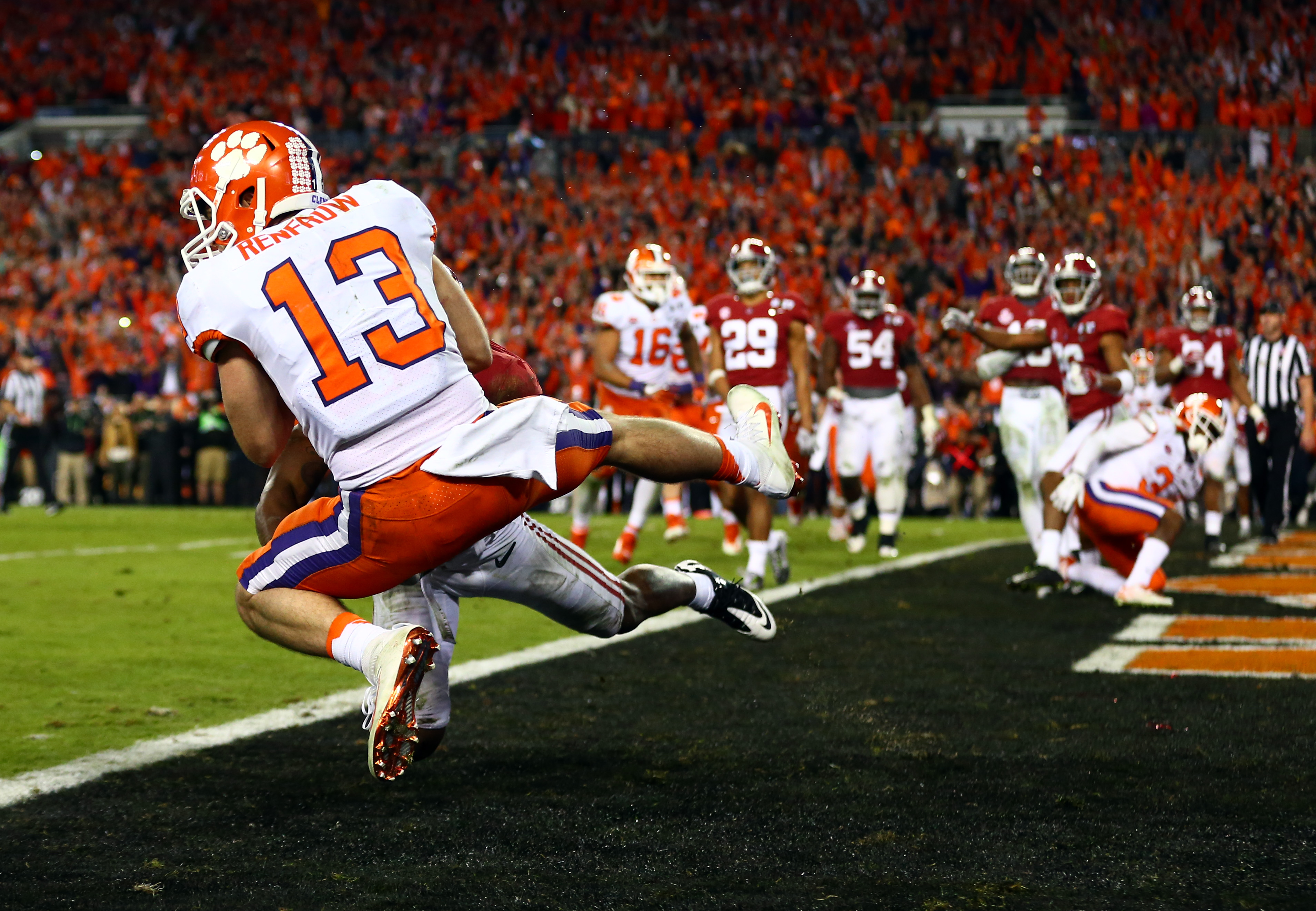 Why Clemson's win over Alabama was the best title game in ...