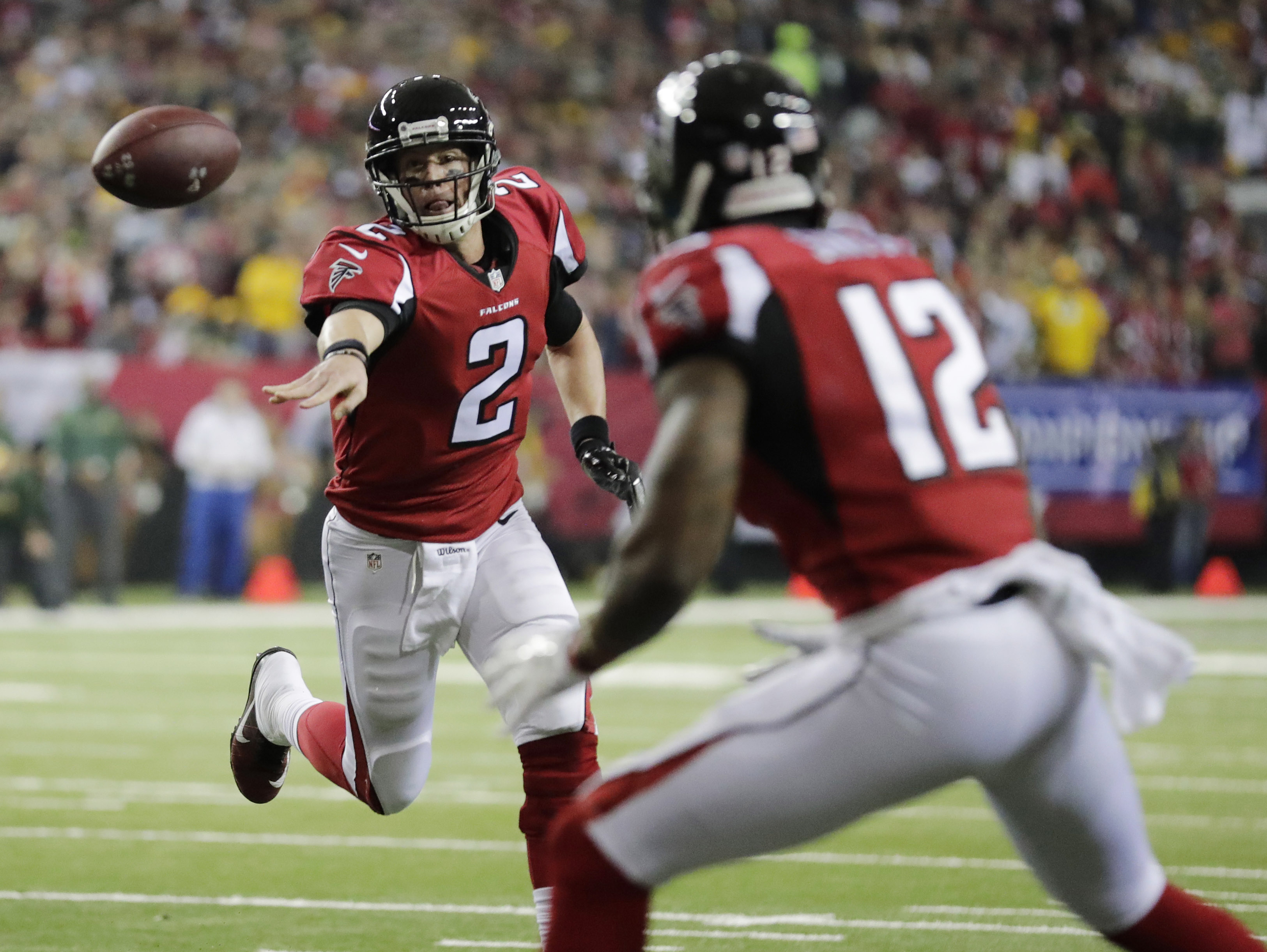 Kyle Shanahan: Pats' defense best Falcons have seen
