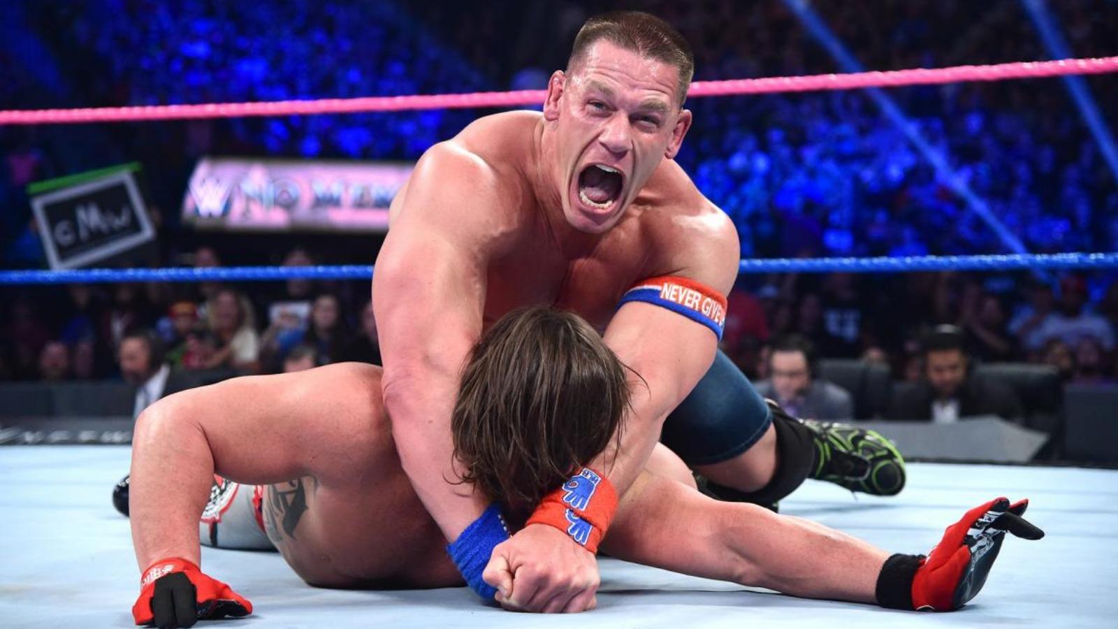 AJ Styles will main event WrestleMania 33 against Bray Wyatt | FOX Sports
