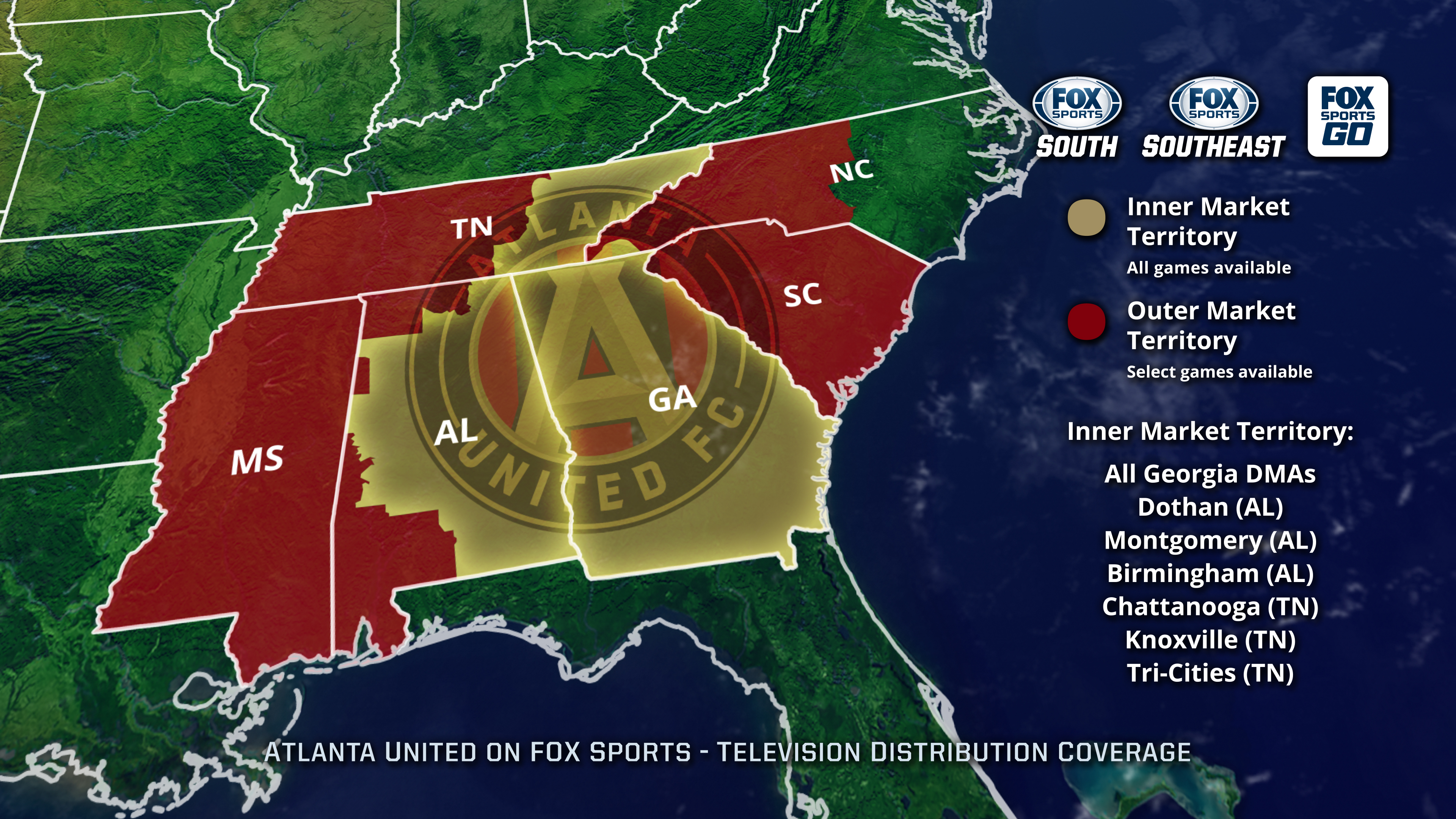 Atlanta United Coverage Map | FOX Sports on go mobile coverage map, go phone user guide, dart phone coverage map, go phone phones,