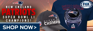 New England Patriots Super Bowl Gear