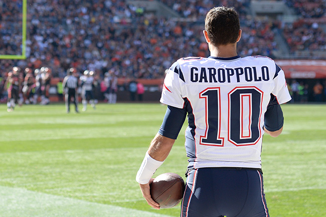 Jimmy Garoppolo