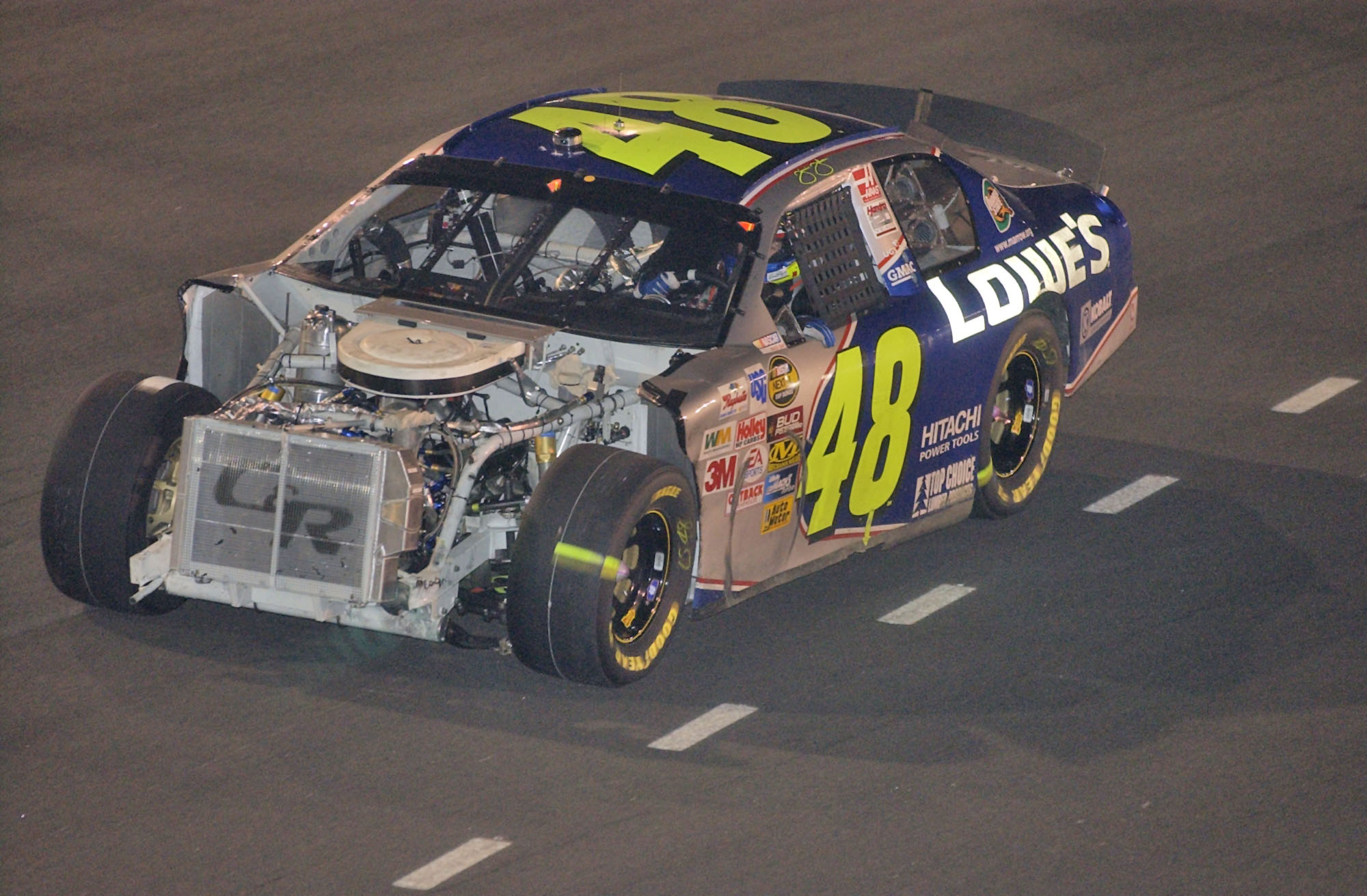 27-28 August, 2004, Richmond International Raceway, Richmond Virginia, USA,