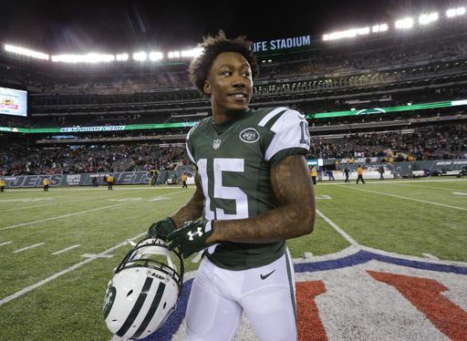 Jets Marshall Released Football