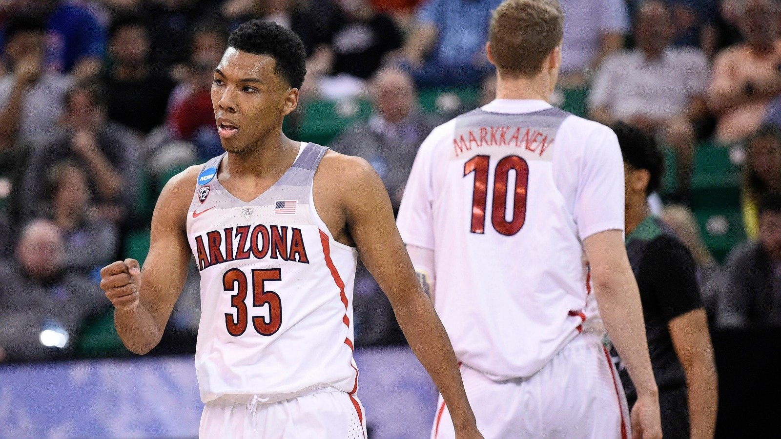 3-16-2017 Arizona Wildcats Allonzo Trier