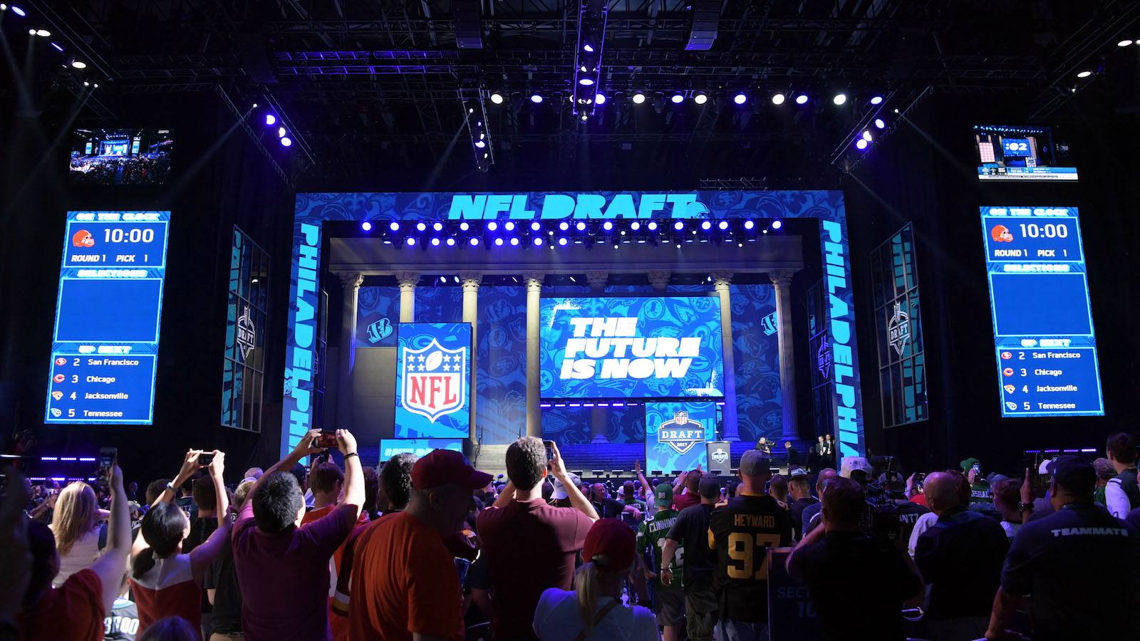 nfl draft day 3 can you stream nfl games