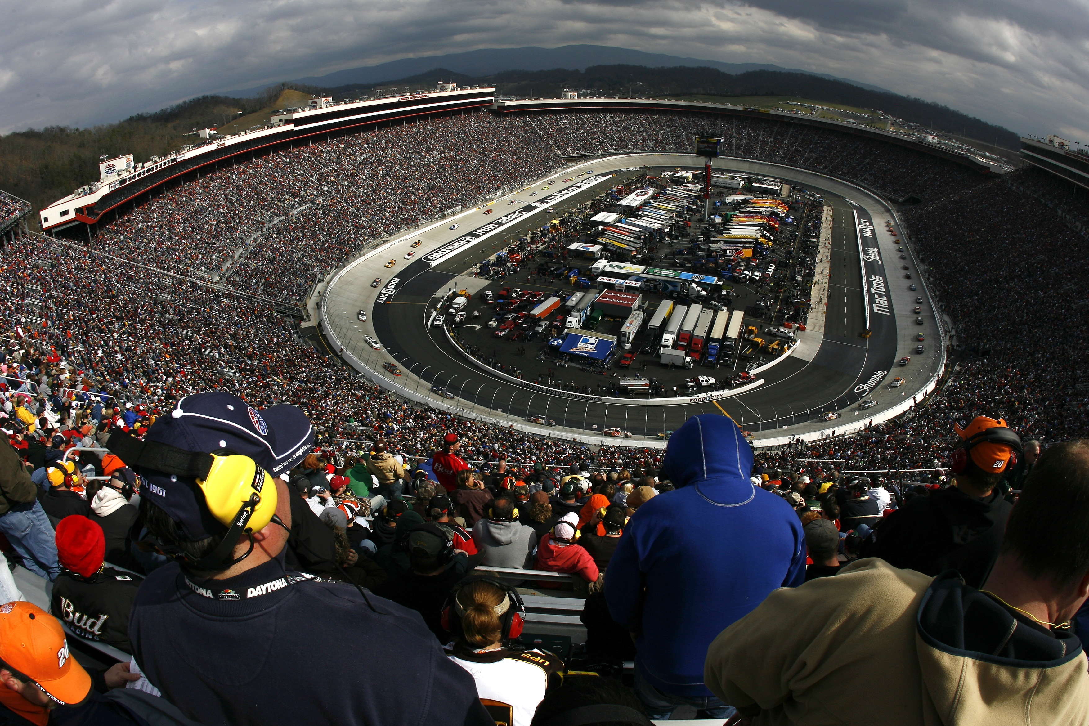 14-16 March 2008, Bristol, Tennessee, USA Bristol Motor Speedway ©2008, David M. Vaughn, USA LAT Photographic