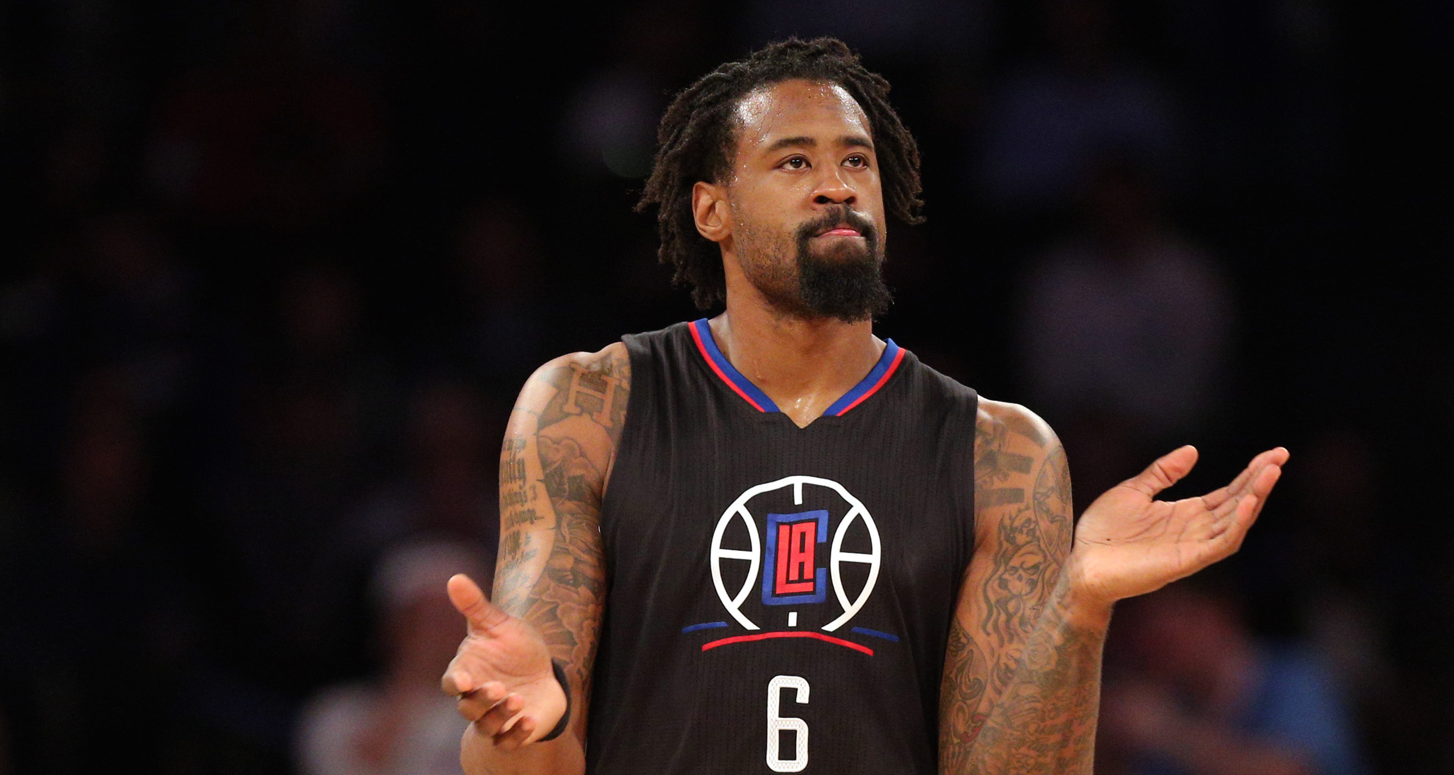 NBA: Los Angeles Clippers at New York Knicks