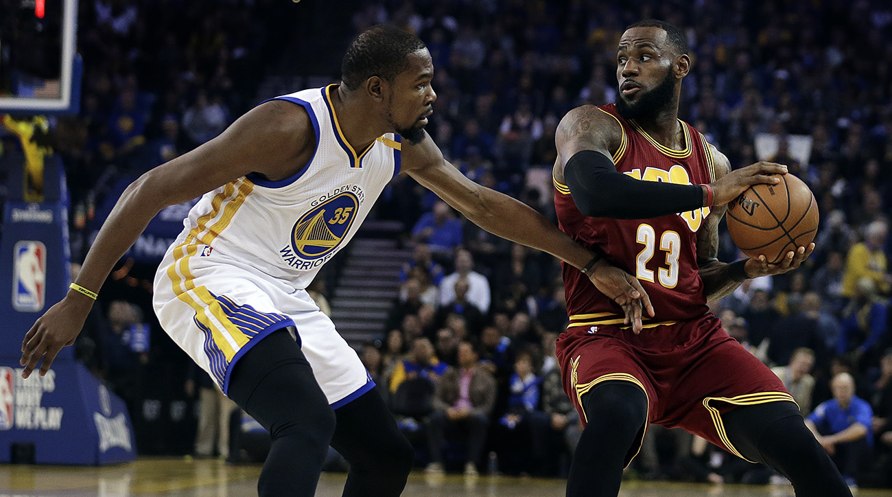 LeBron James,Kevin Durant