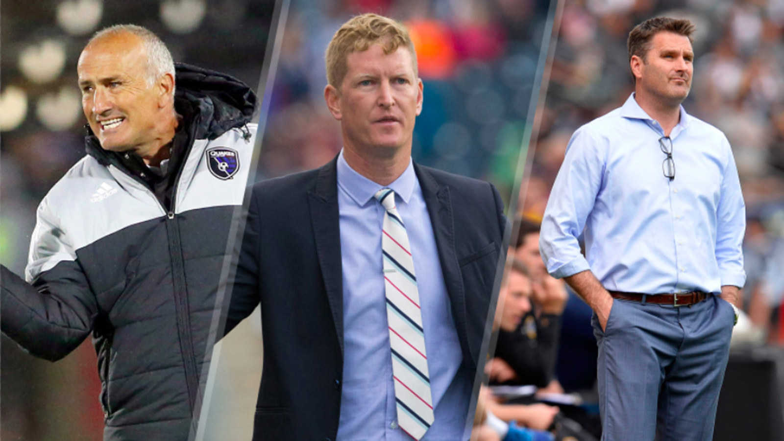 MLS coach split hot