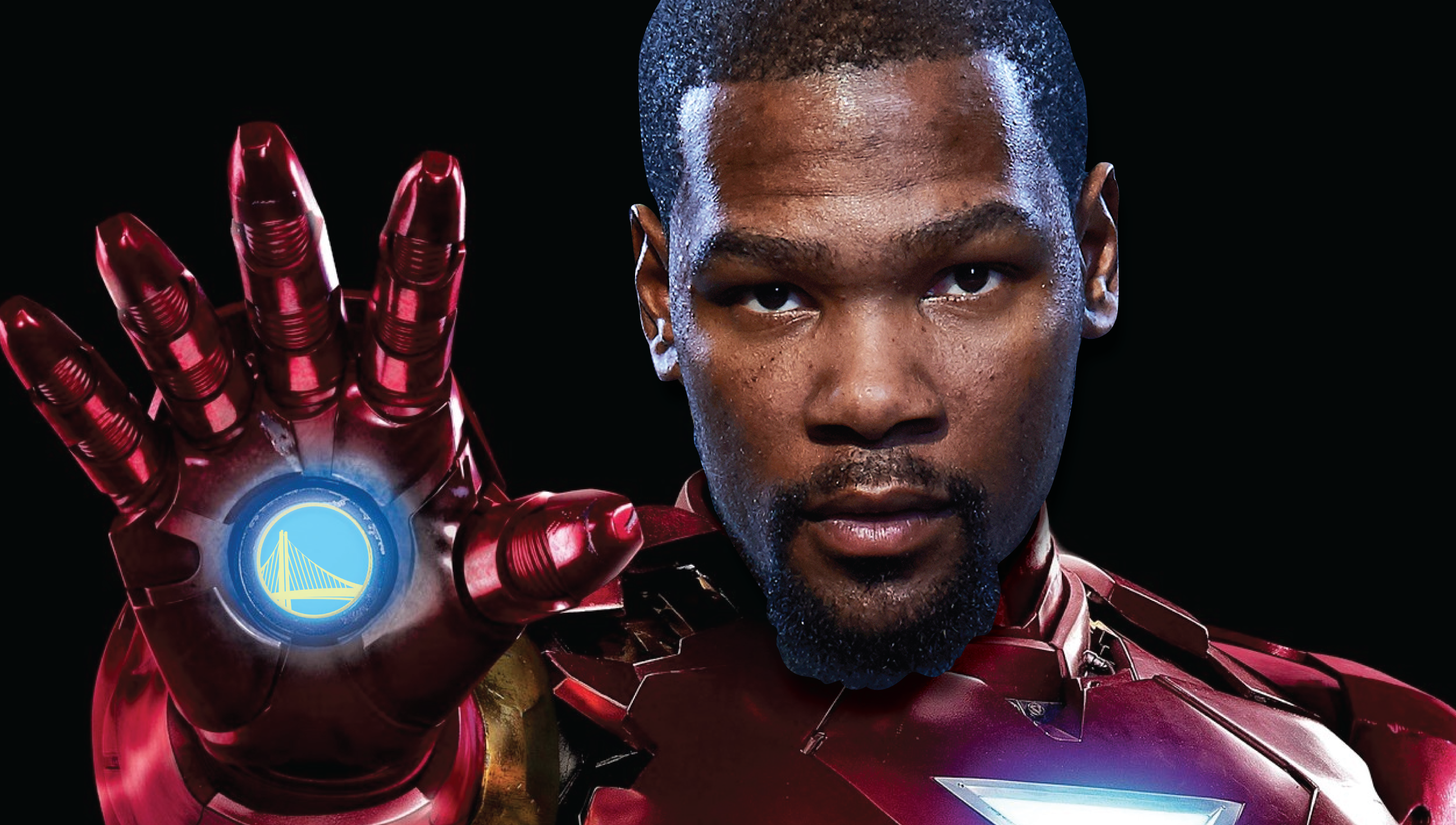 Iron Man Kevin Durant