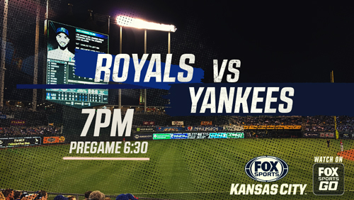 Yankees tee off on Vargas in romp over Royals