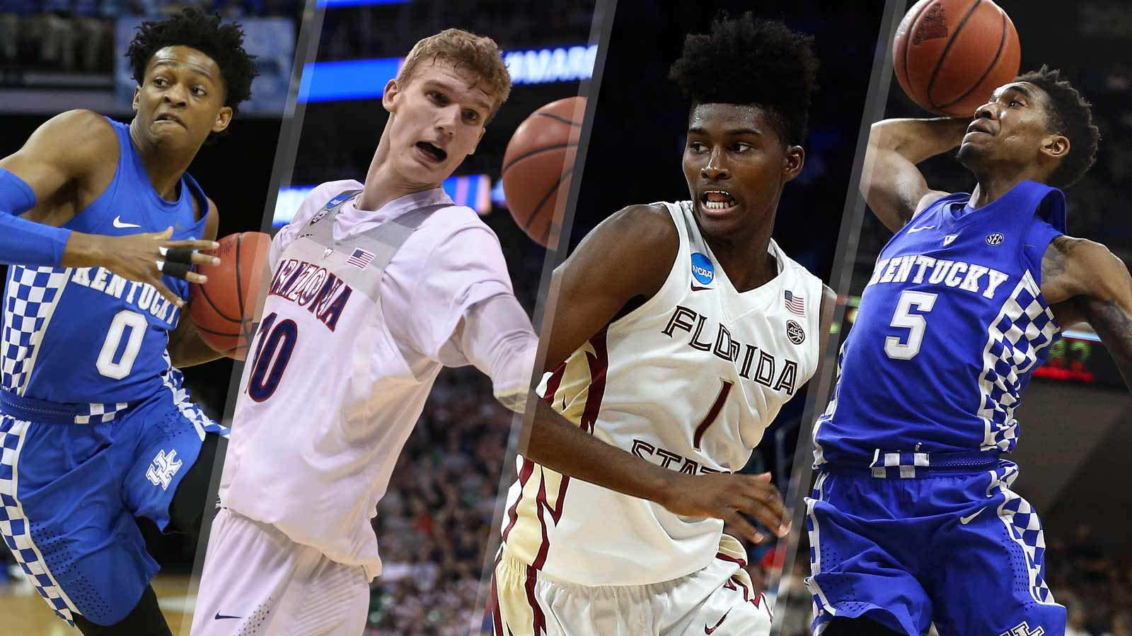 De'Aaron Fox, Lauri Markkanen, Jonathan Isaac and Malik Monk are possible options for the Minnesota Timberwolves, who pick seventh in the upcoming NBA Draft.