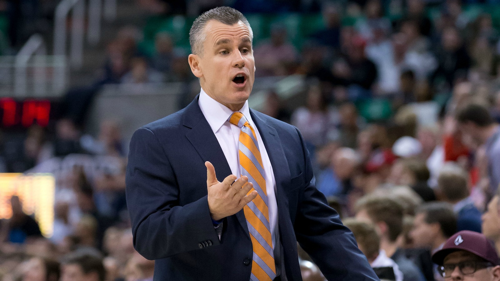 6-5-2017 Billy Donovan