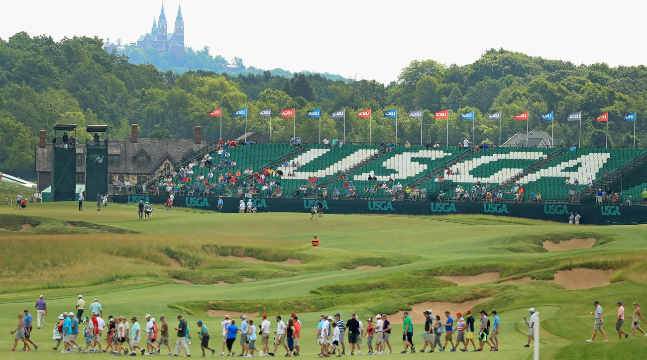 A holebyhole guide to Erin Hills and the 117th US Open FOX Sports