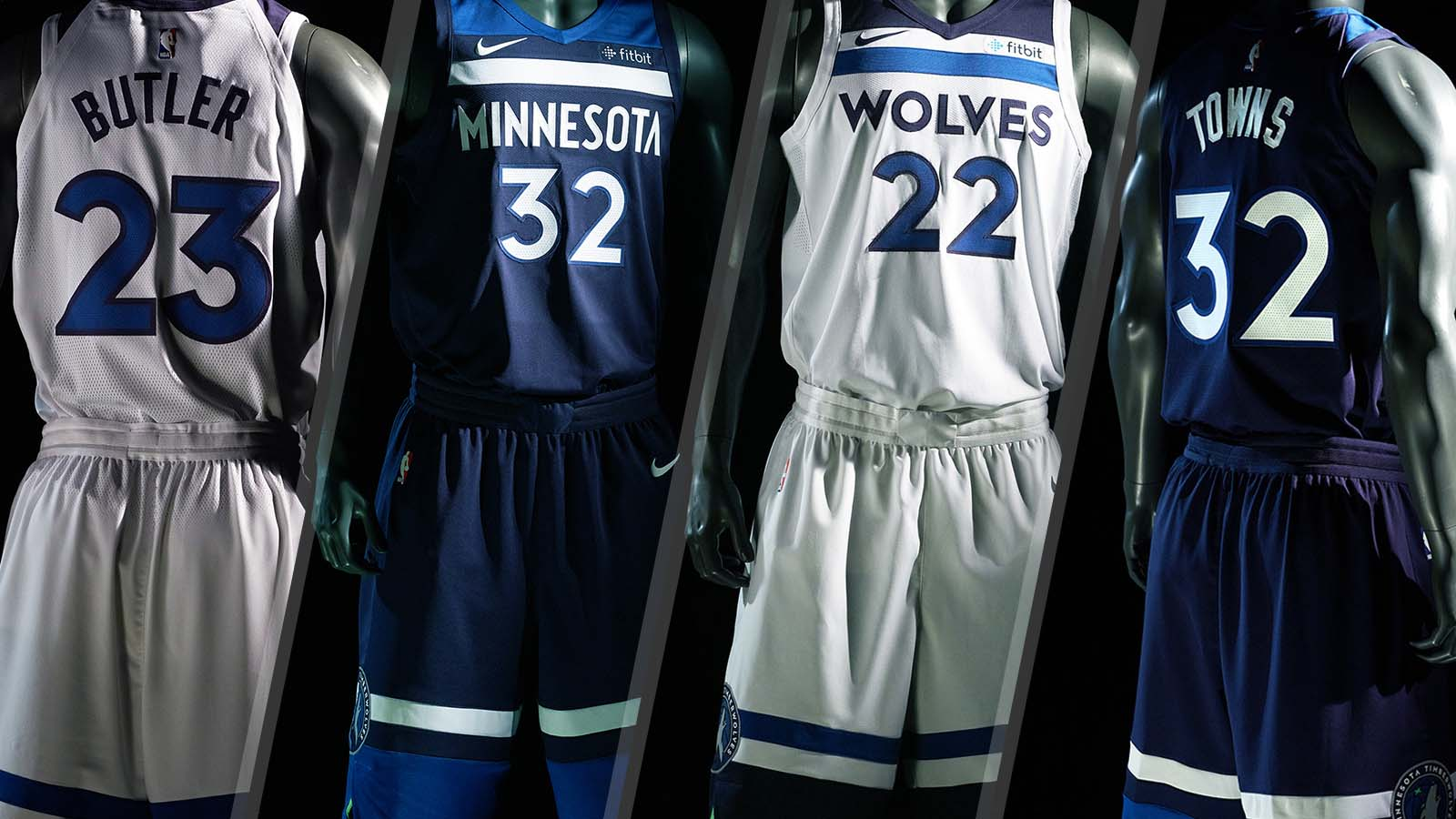 2b0a30952 An in-depth look at the new Timberwolves jerseys