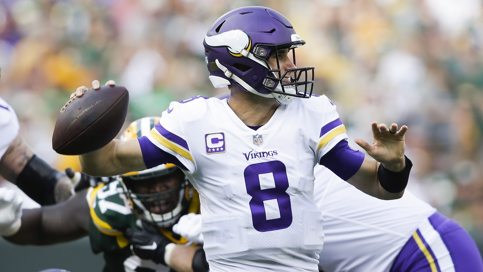 Upon Further Review  Minnesota Vikings at Green Bay Packers 557d21f37