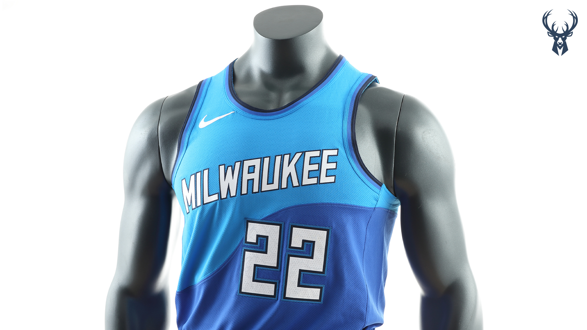 MILWAUKEE, WI - SEPTEMBER 28:  These images are of the 2019-2020 Milwaukee Bucks uniforms, photographed at the Froedtert & the Medical College of Wisconsin Sports Science Center, on September 28, 2019  in Milwaukee, Wisconsin. NOTE TO USER:  User expressly acknowledges and agrees that, by downloading and or using this Photograph, user is consenting to the terms and conditions of the Getty Images License Agreement.  Mandatory Copyright Notice:  Copyright 2019 NBAE (Photo by Gary Dineen/NBAE via Getty Images)