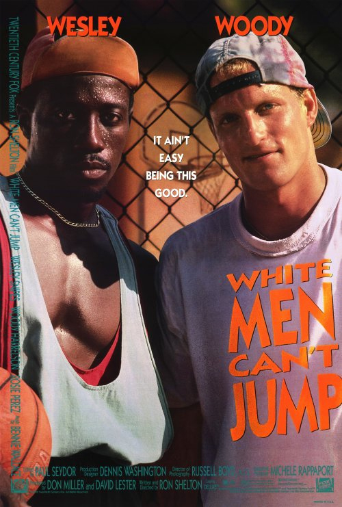'White Men Can't Jump'