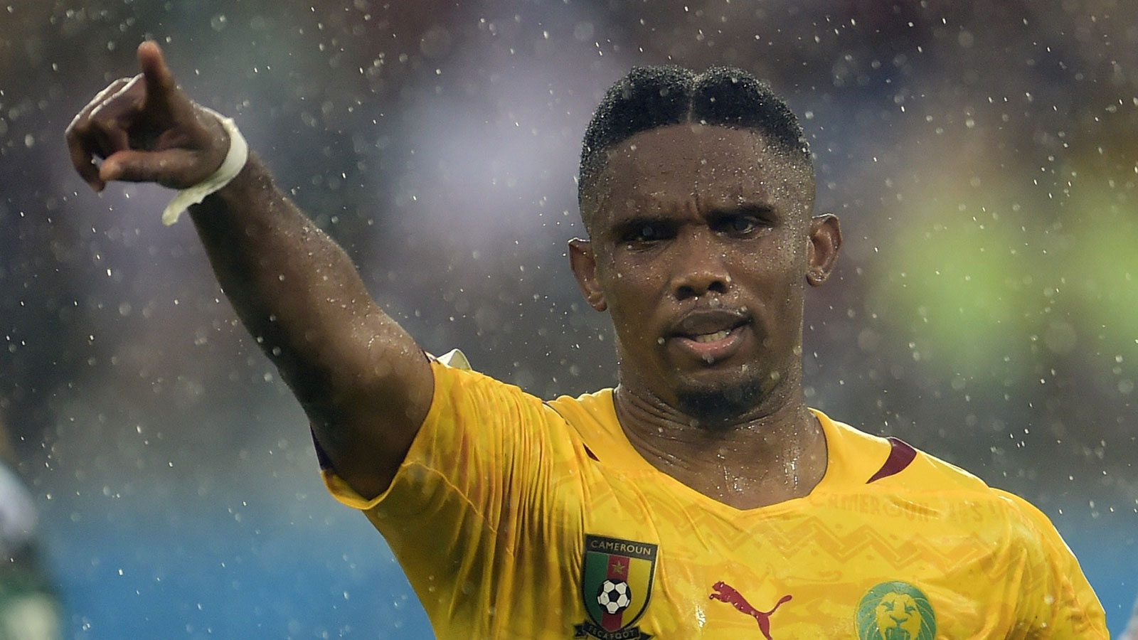 Cameroon still haven't found a replacement for Samuel Eto'o