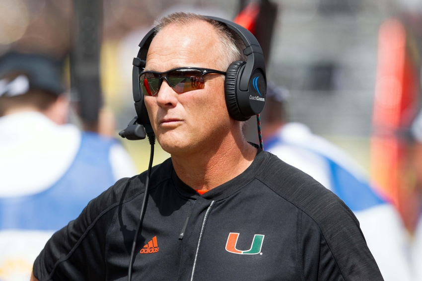 9544949-mark-richt-ncaa-football-miami-appalachian-state