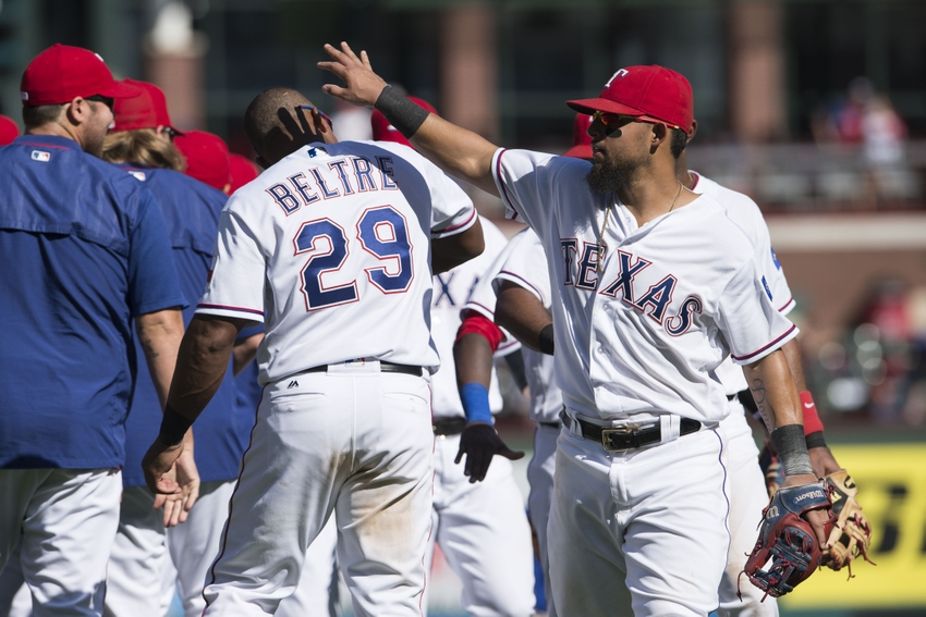 Texas Rangers: Do We Underappreciate Adrian Beltre?   FOX Sports