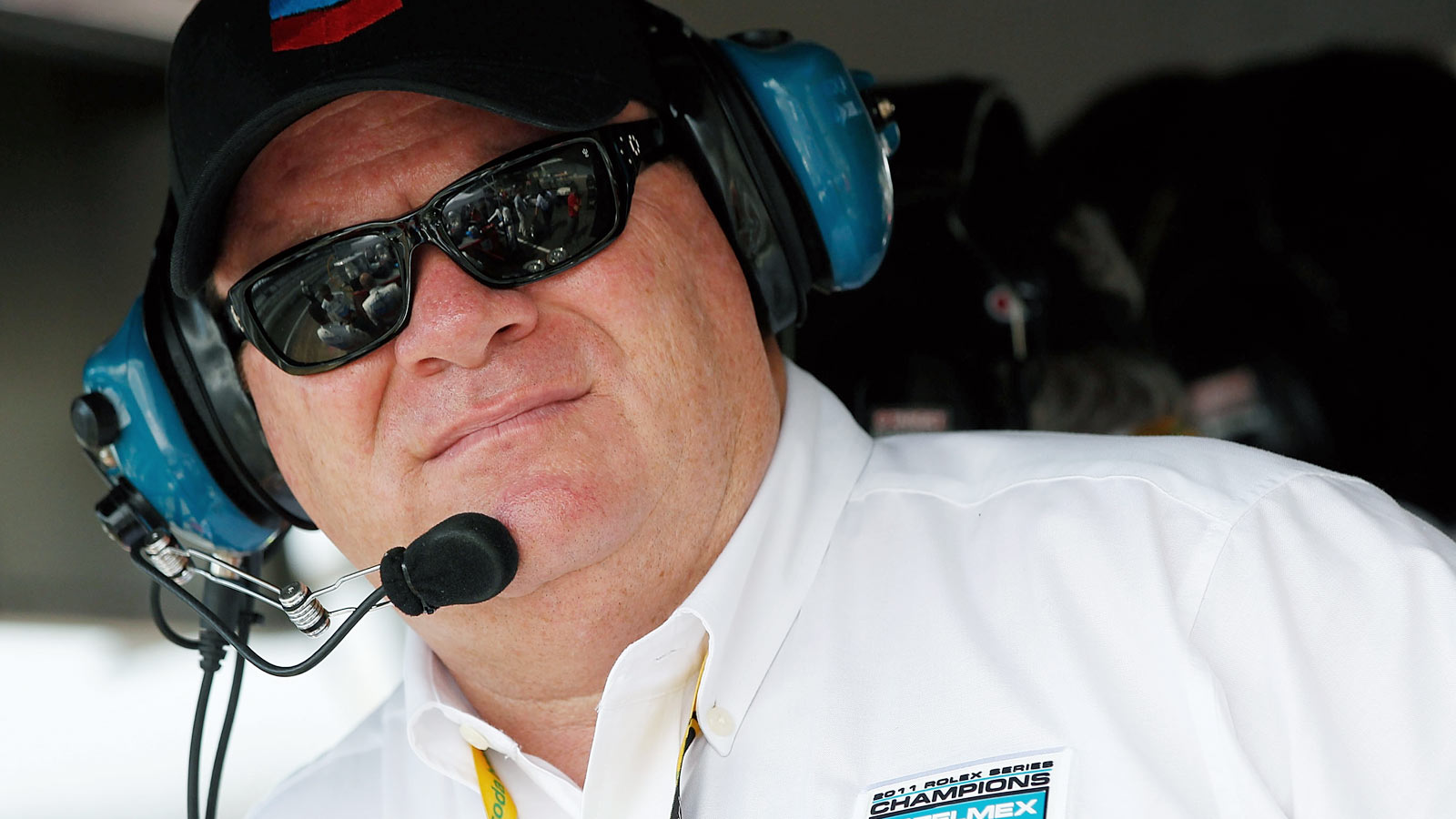 110715-NASCAR-Chip-Ganassi-stands-in-the-pits-MM-PI