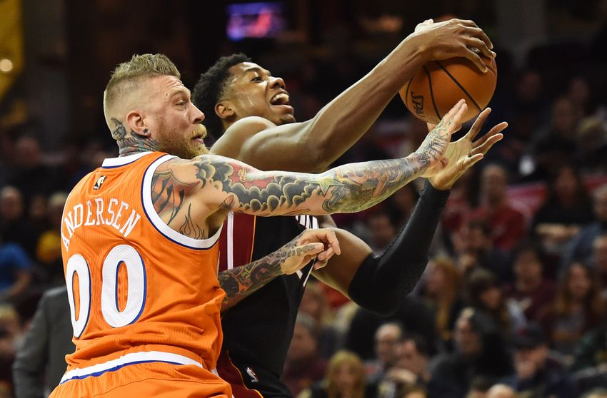 Cleveland Cavaliers' 'Big Three' lead 119-108 win over Los Angeles Lakers