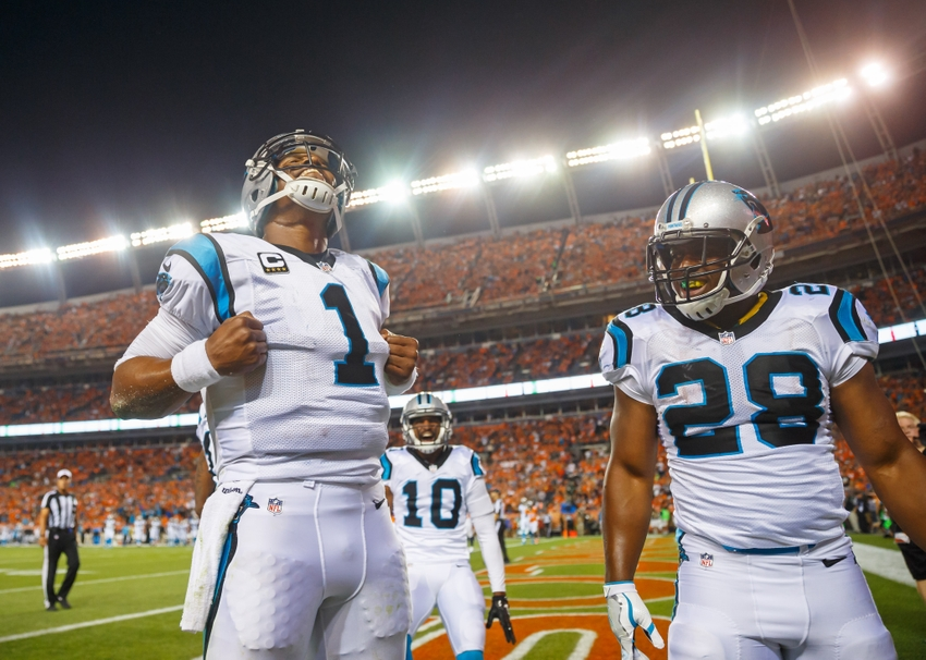 146dc3eeb The Carolina Panthers used their season opener to show the rest of the  league what happens ...