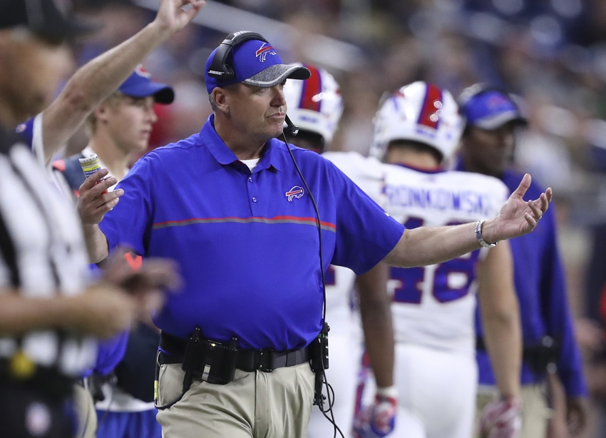 Rex Ryan on Bills: 'I don't wish them good luck'